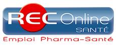 RecOnline Emploi Pharma Santé